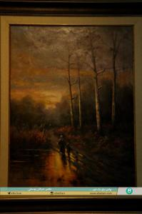 نمایشگاه نقاشی جلیل مکبر 9