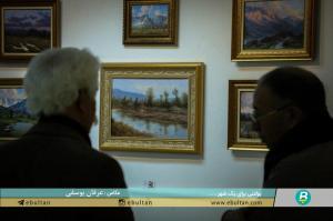 نمایشگاه نقاشی جلیل مکبر 7