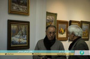 نمایشگاه نقاشی جلیل مکبر 4