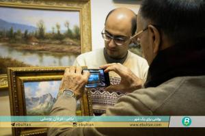 نمایشگاه نقاشی جلیل مکبر 2