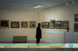 نمایشگاه نقاشی جلیل مکبر 10