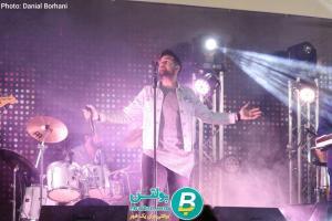 کنسرت عماد طالبزاده در جلفا 9