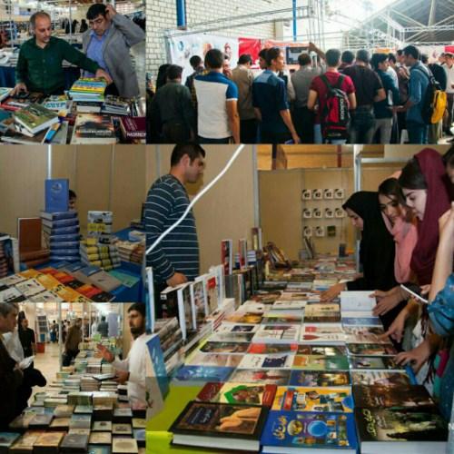نگاهی به سیزدهمین نمایشگاه کتاب تبریز