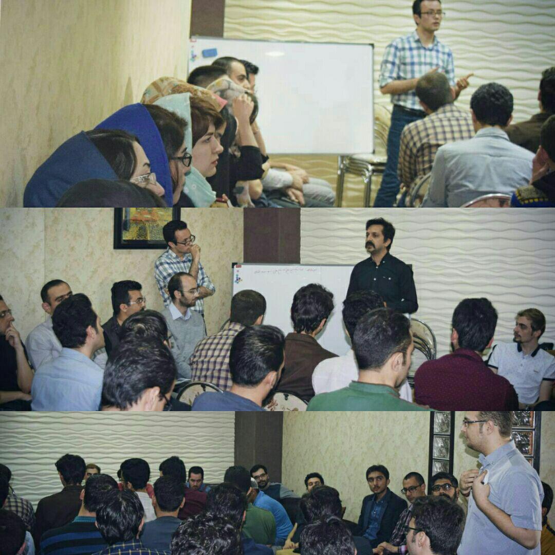 گزارش اولین نشست فعالان فناوری اطلاعات تبریز