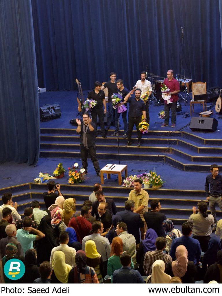 گزارش اختصاصی بولتن از کنسرت «قصه ما» آرش آذر + عکس