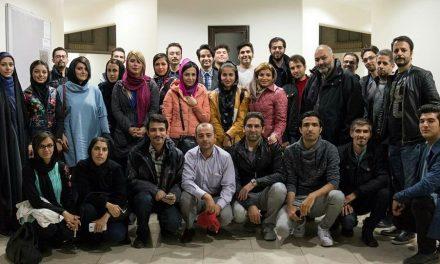 جلسه داوری رویداد فتوواک تبریز ۲۰۱۶