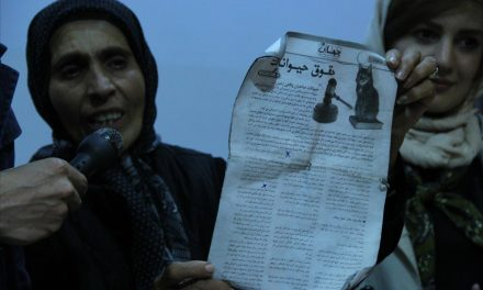 فیلم مستند من عصمت ام رونمایی و اکران شد.