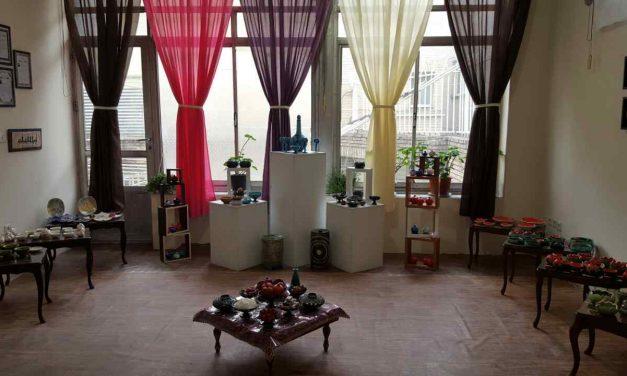 نگاهی به نمایشگاه آثار سفالی سمانه چایچی، رقیه نوبری و لیدا آقایان