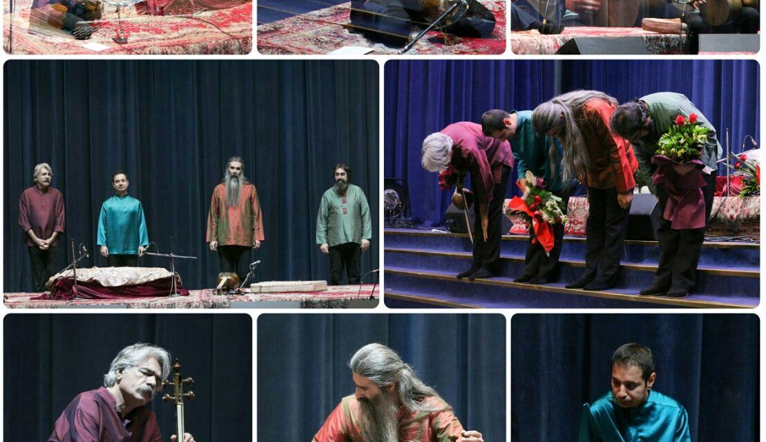گزارش تصویری کنسرت کیهان کلهر در تبریز