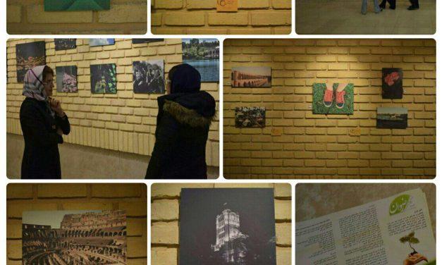 نمایشگاه عکس گروهی دانشآموزان نمونه دولتی الزهراء تبریز