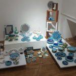 نمایشگاه سفال و سرامیک گالری نار ویژه نوروز