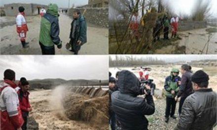حمایت از سیل زدگان آذربایجان