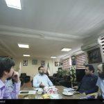 مصاحبه با محمد محمد پور در ارتباط با جشنواره فیلم تبریز