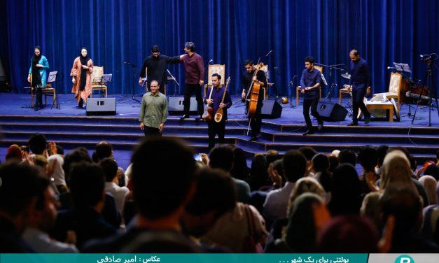 گزارش تصویری کنسرت علیرضا قربانی