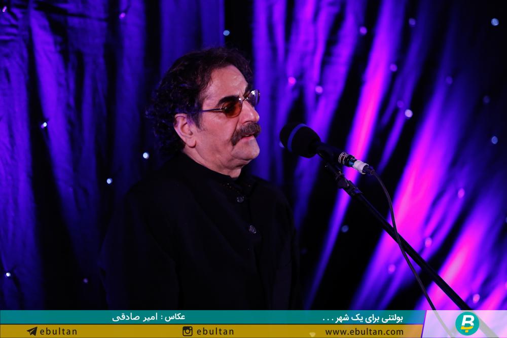 کنسرت شهرام ناظری در تبریز12
