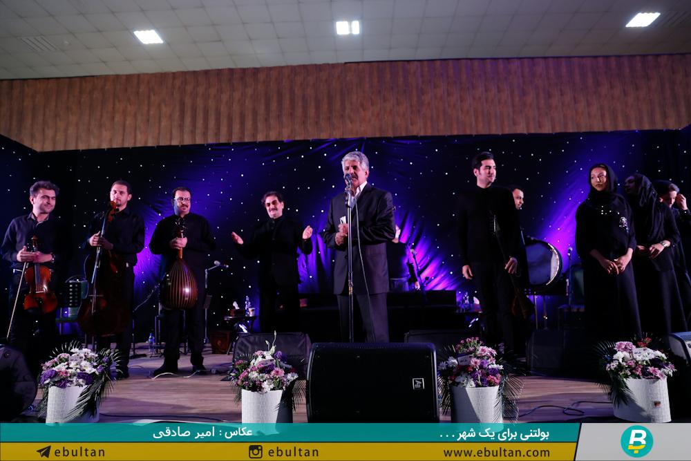 کنسرت شهرام ناظری در تبریز19