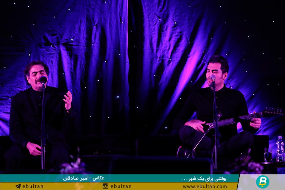 کنسرت شهرام ناظری در تبریز17