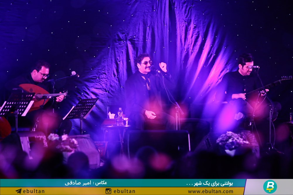 کنسرت شهرام ناظری در تبریز9