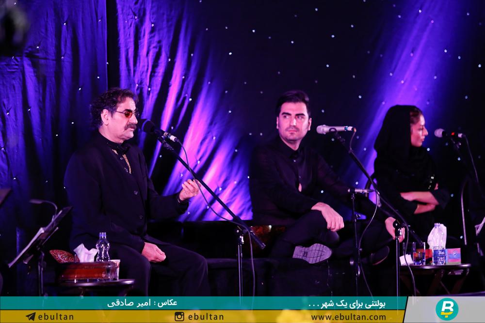 کنسرت شهرام ناظری در تبریز10