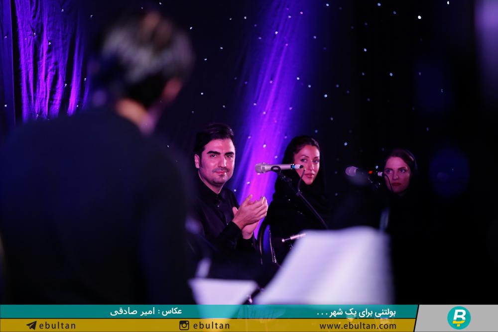 کنسرت شهرام ناظری در تبریز4