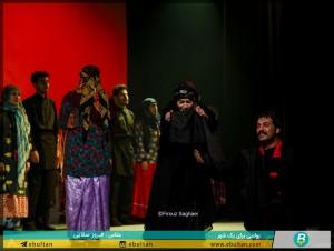 نمایش آنایوردوم آذربایجان17