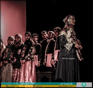 نمایش آنایوردوم آذربایجان26