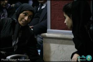 اکران فیلم مستند عصمت01
