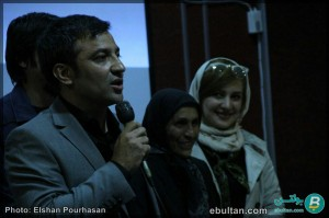 اکران فیلم مستند عصمت12