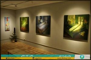 نمایشگاه نقاشی سرگشتگی20