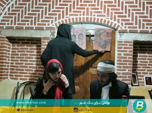 نمایشنامه خوانی خرده جنایتهای زنا شوهری (3)