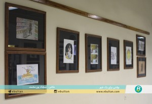 موزه کاریکاتور تبریز 13