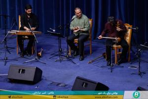 تصویری کنسرت علیرضا قربانی 8