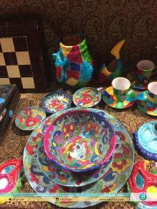 نمایشگاه هنرآفرینان تبریز 20
