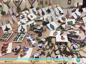 نمایشگاه هنرآفرینان تبریز 15