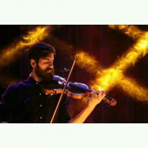 تصویری از  کنسرت علی زند وکیلی 14