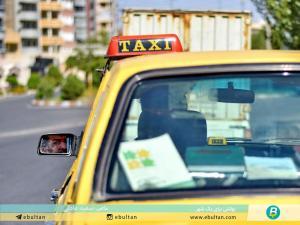 تاکسی کتابخانه ای تبریز 8