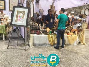 نمایشگاه بین المللی صنایع دستی تبریز 6
