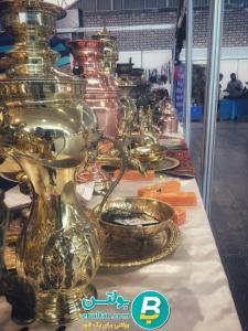 نمایشگاه بین المللی صنایع دستی تبریز 11