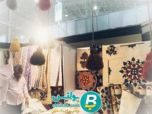نمایشگاه بین المللی صنایع دستی تبریز 19