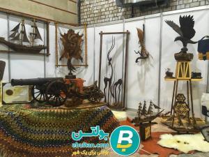 نمایشگاه بین المللی صنایع دستی تبریز 10