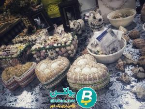 نمایشگاه بین المللی صنایع دستی تبریز 4